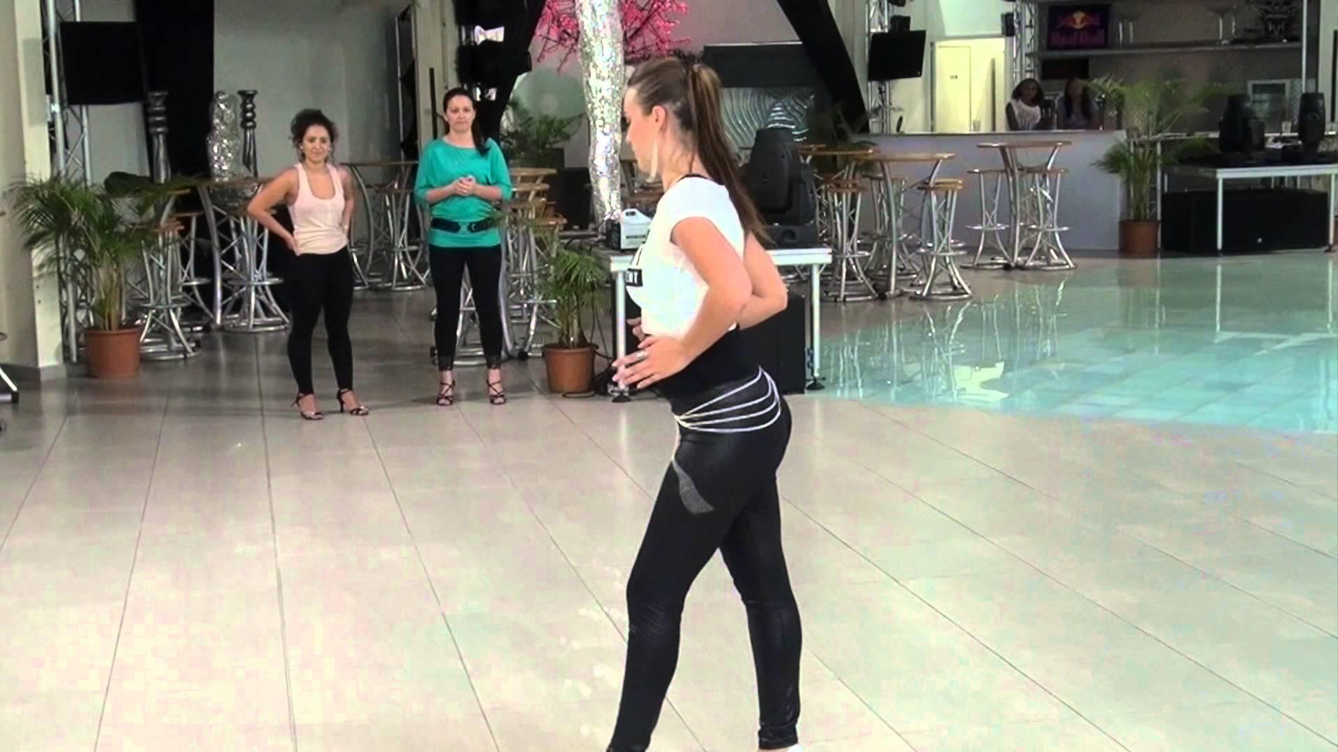 [VÍDEO] El baile femenino más sensual del mundo que levanta pasiones