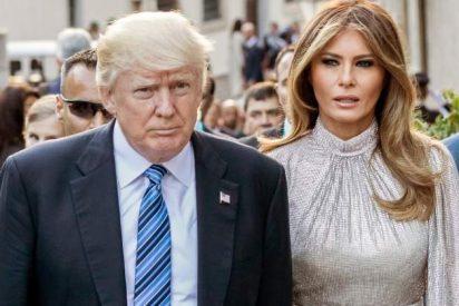 Acusan a la bella Melania de ponerle los cuernos a Donald Trump