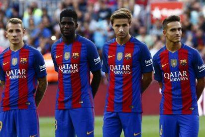 ¡Menudo cabreo! El crack del Barça que 'arma el lío' por verse con el cartel de transferible