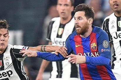Messi calienta la final del Real Madrid con un mensaje a Dybala