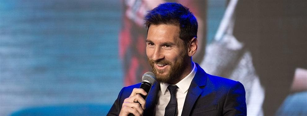 Messi elige al nuevo delantero del Barça y se desata la guerra con Neymar