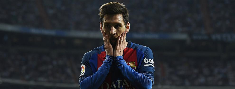 Messi prohíbe a Valverde una salida sonada en el Barça