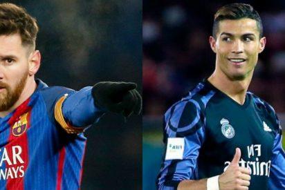 Messi la lía en el Barça (y Cristiano Ronaldo tiene la culpa)