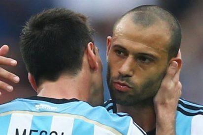 Messi salva el cuello a Mascherano en el Barça: el primer aviso a Valverde