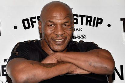 """Mike Tyson: """"Es como una corona de espinas"""""""