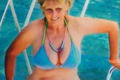 Así presume una desatada Mercedes Milá de bikini a los 66 años