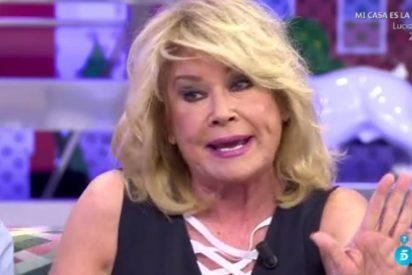 Mila Ximénez se disculpa con Edmundo para fastidiar a Carmen Borrego