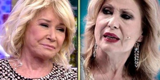 Mila Ximénez despelleja a Rosa Benito, una vez más