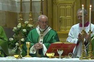 """El Papa, a los cardenales: """"Somos abuelos llamados a soñar y transmitir nuestros sueños a la juventud"""""""