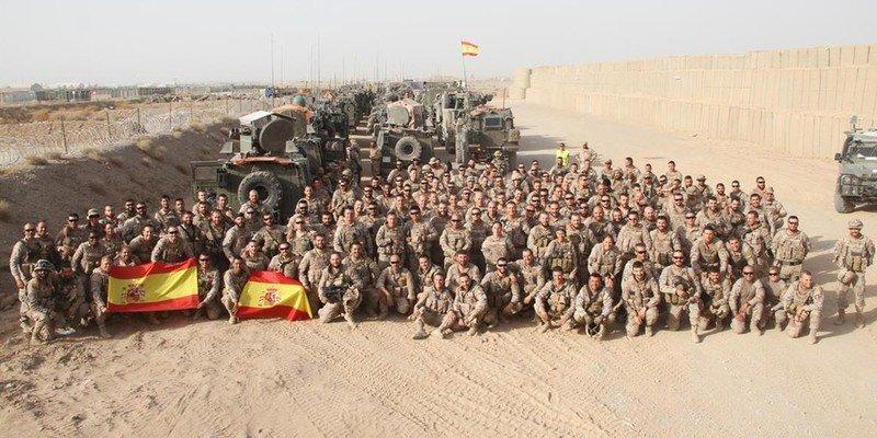El Gobierno de España estudia volver a enviar tropas a Afganistán a petición de EEUU
