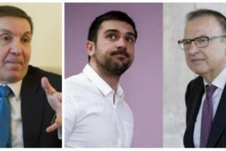 """Santiago González 'reprende' a Manuel Moix: """"¿Acaso había creído que su padre era Ramón Espinar sénior? Hay que ser dirigente de Podemos para que no te afecte la corrupción de tu padre"""""""