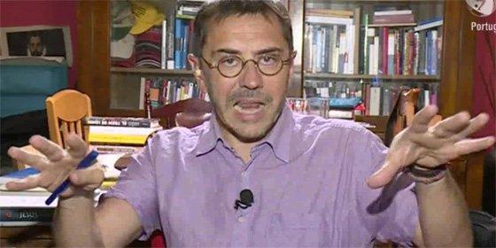 """Monedero llama golpistas a quienes se oponen a Maduro y las redes le crujen: """"¡Eres un cretino!"""""""