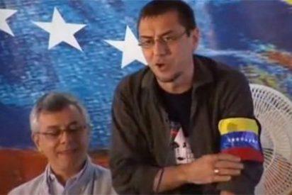 """Monedero llama """"fascista"""" a la oposición a Maduro y en Twitter le dan por todos lados"""