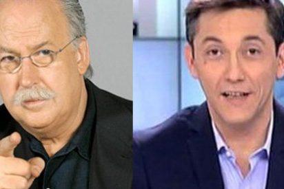 Tirón de orejas de Monegal a Javier Ruiz por su desafortunada entrevista al padre del español desaparecido en Londres