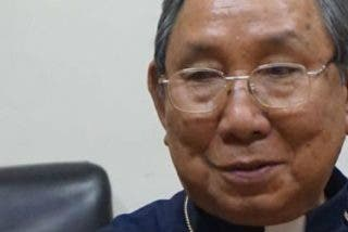 "Louis-Marie L. Mangkhanekhoun, primer cardenal de Laos: ""La fuerza de las pequeñas Iglesias perseguidas"""