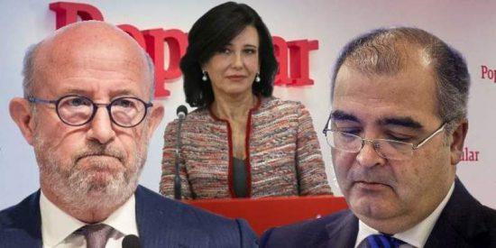 Banco Santander compra el 100% de Popular por un euro para evitar su explosión