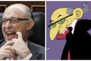 Estacazo del Tribunal Constitucional al 'vampiro' Montoro por su chapucera amnistía por la que se colaron los Bárcenas, Pujol o Granados