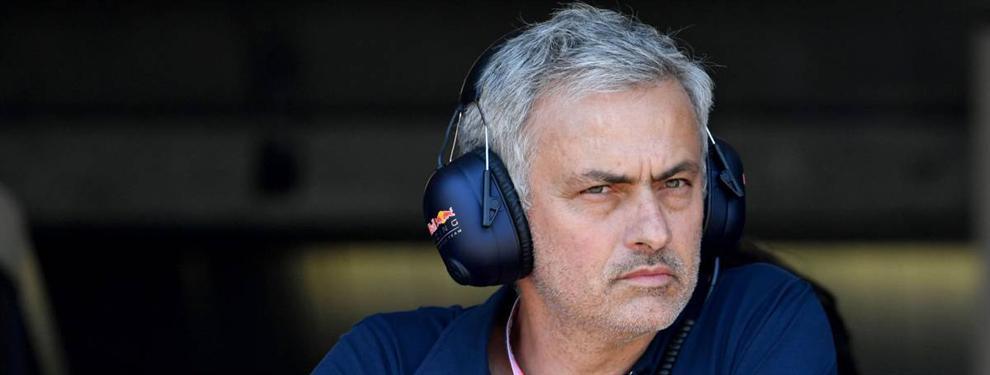 Mourinho pregunta por un descarte de Valverde en el Barça (y en el Camp Nou no se lo creen)