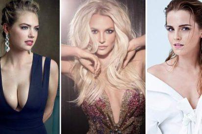 Kate Upton, Britney Spears y Emma Watson: las mujeres más atractivas del 2017