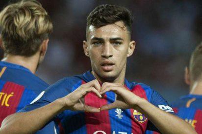 El internacional del Barça que no quiere volver a jugar con España