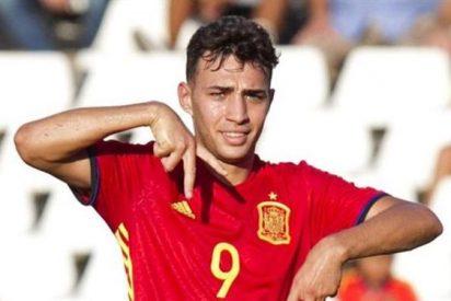 Munir y Bojan Krkic pueden jugar juntos en un equipo de la liga española