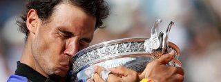 Rafa Nadal ganó Roland Garros con un reloj de 800.000 euros en la muñeca