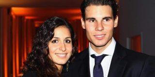 Rafa Nadal y Xisca Perelló, una pareja 'muy afortunada'