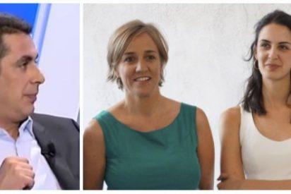 Tania y 'Pitita' le sirven en bandeja a Naranjo la munición definitiva para destrozar a Podemos por machista