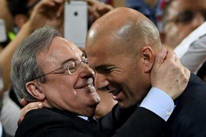 Ni Mbappé, ni Hazard? la petición (bomba) de Zidane que vuelve loco a Florentino