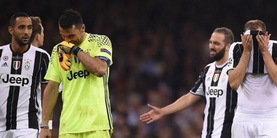 """""""No me explico cómo hemos jugado así"""", reconoce Buffon"""