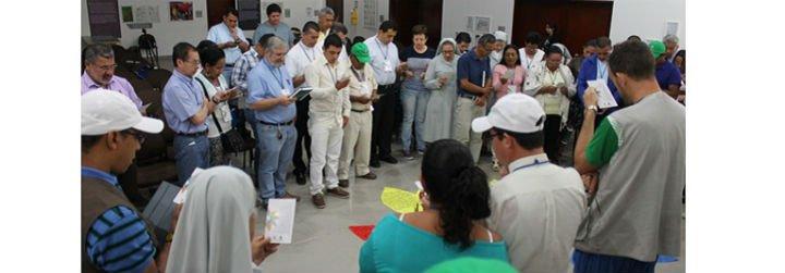 La REPAM-Colombia define nuevas estrategias para el cuidado de la Amazonia