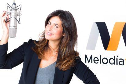 Nuria Roca se despide de Melodía FM