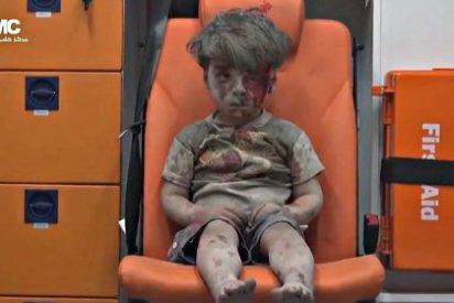 ¿Quieres ver cómo está ahora Omran, el niño que se convirtió en un símbolo del sufrimiento en Alepo?