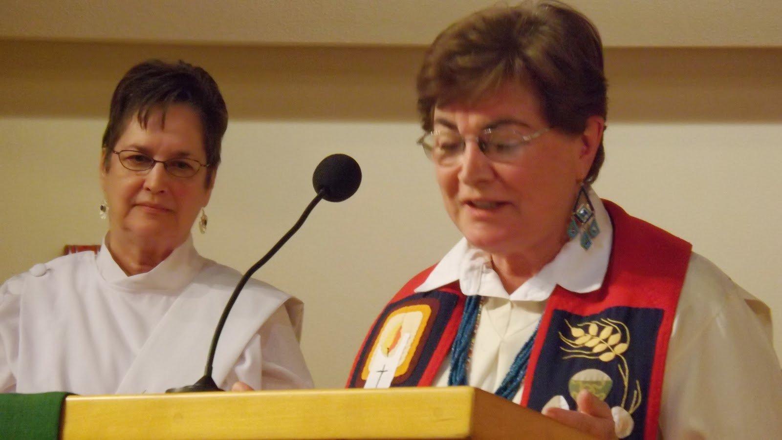 Olga Lucía Alvarez Benjumea, una mujer que ama a su iglesia