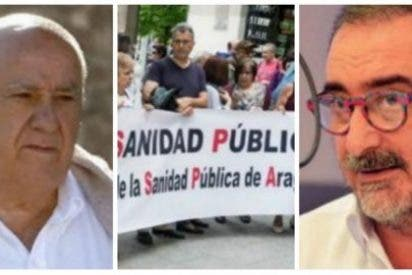 """Carlos Herrera desenfunda contra los sanitarios que rechazan la donación de Amancio Ortega: """"Son la izquierda tóxica"""""""