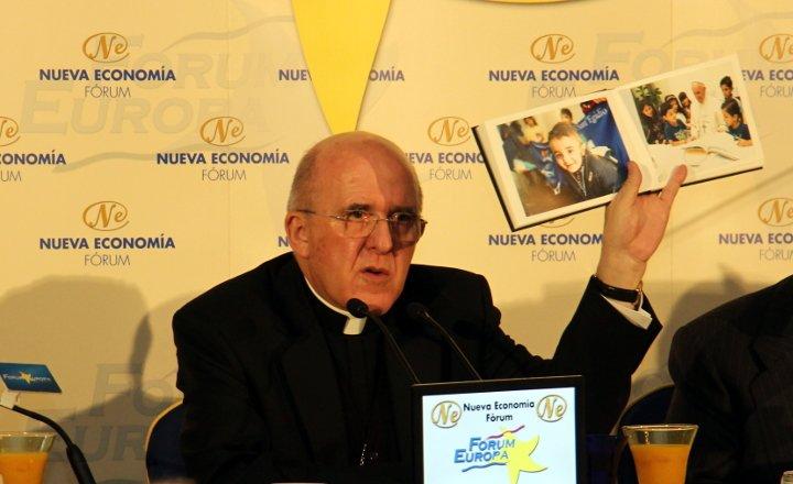 El cardenal Osoro pide el cierre de los CIEs y la apertura de corredores humanitarios en España