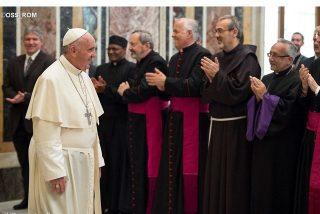 """El Papa elogia el """"testimonio"""" de los cristianos de Oriente Medio"""