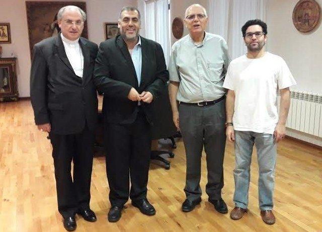 """El imán de Badajoz plantea crear un """"consejo interreligioso"""""""