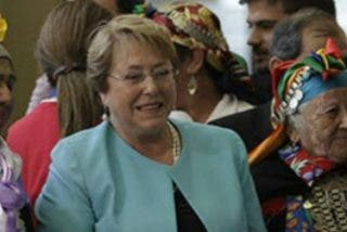 Iglesia chilena agradece el 'mea culpa' de Bachelet por las injusticias contra el pueblo mapuche