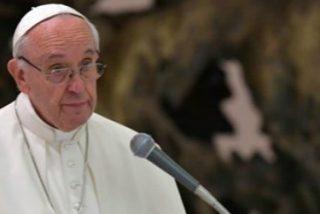 """Francisco: """"Me dan miedo los cristianos que no caminan y se encierran en su propio nicho"""""""