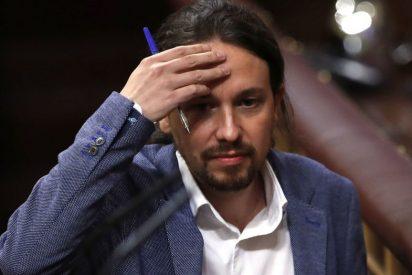 Un periodista de El Mundo, el único que plantó cara a Podemos y su 'desayuno de la mordaza'