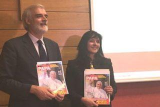 """El rector Julio Martínez asegura que se trata de """"una publicación para la cultura del encuentro del Papa"""""""