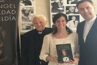 """El Rector Mayor de los Salesianos dice que """"el Padre Ángel denuncia sin ofender"""""""