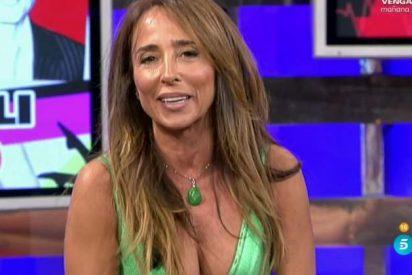 """María Patiño: """"Toño Sanchís es un cínico y está acabado"""""""