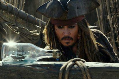 La extraña exigencia de Johnny Depp para interpretar 'Piratas del Caribe 5'