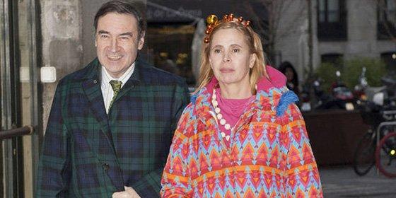 """Ágatha Ruiz de la Prada, sobre su separación de Pedrojota Ramírez: """"Ha sido una gran faena"""""""