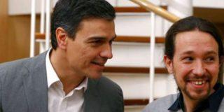 Sánchez, te equivocarás si crees que llegarás a la Moncloa por la moción de censura trampa que te tiende 'Pablenin'