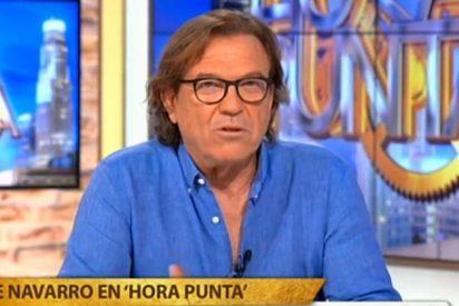 Pepe Navarro desmiente la leyenda urbana que le ha perseguido años