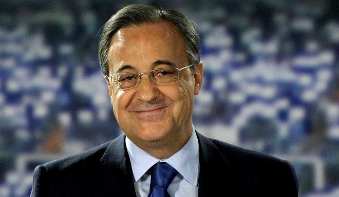 Florentino Pérez pone muy nervioso al Barça con una llamada de última hora