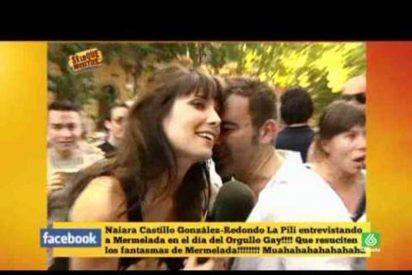 [VÍDEO] Cuando Pilar Rubio pilló 'alegre' y de fiesta a Jorge Javier